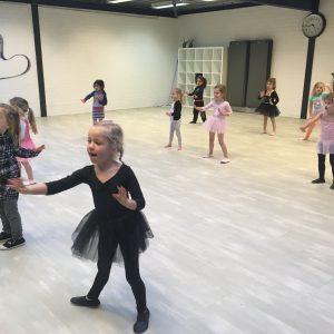 Proefles kleuterdans zaterdag 19 januari 2019