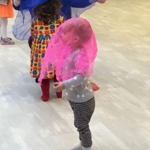Cursus dansen met jouw dreumes of peuter