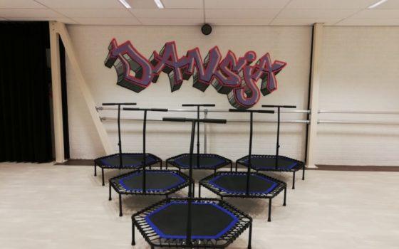 Cursus Jumping! voor kinderen, tieners en volwassenen