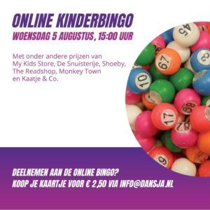 Online kinderbingo