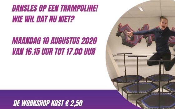 Workshop Jumping! 6+