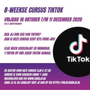Cursus TikTok  VOL