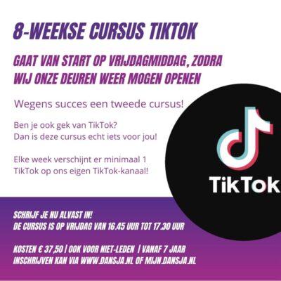 Cursus TikTok