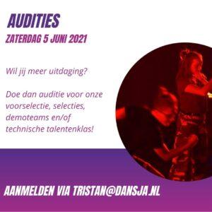 Audities 5 juni 2021